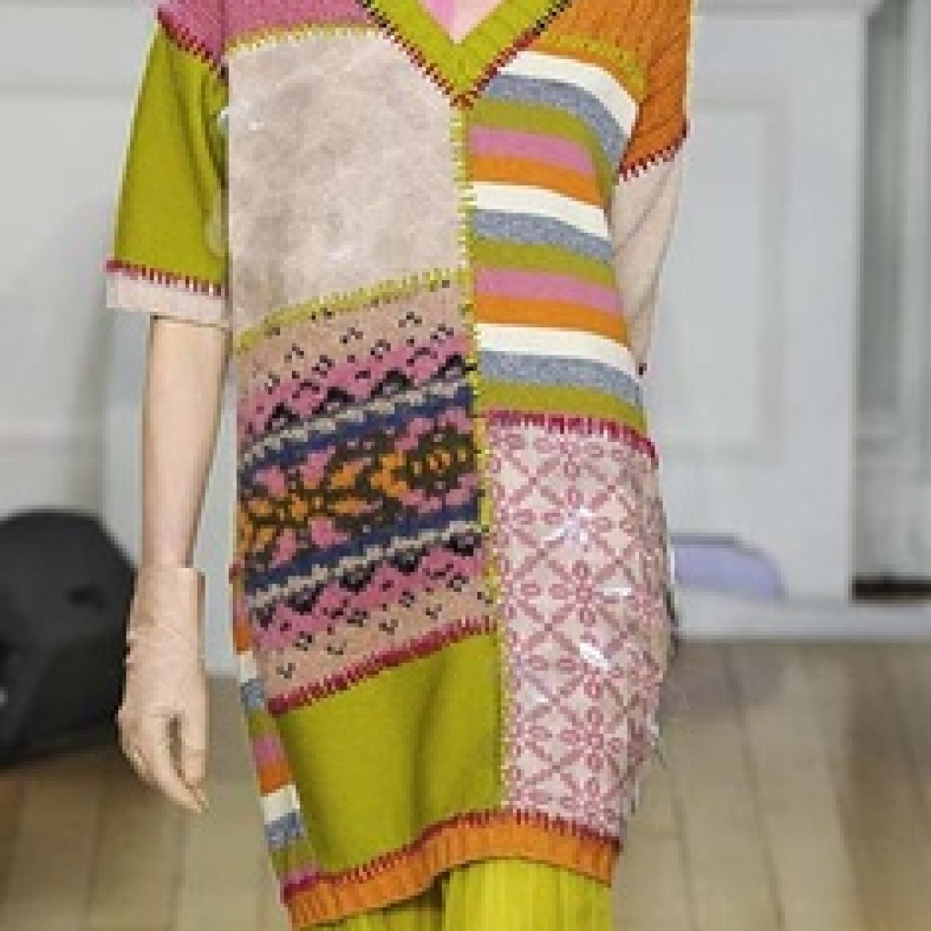 Ready to wear Fall Winter 2011 Moschino Cheap and Chic London February 2012